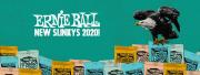 4 nouveaux jeux de cordes Ernie Ball !