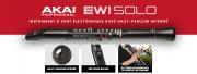 EWI Solo : le contrôleur à vent devient autonome