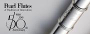 Pearl Flute : modèle exceptionnel pour ses 50 ans