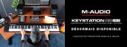 Le Keystation 88 revient en version MKIII