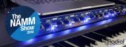 KL-8 : le Key Largo de Radial en version rackable
