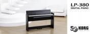 Un nouveau piano chez KORG, le LP380