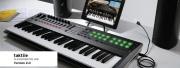 Korg Taktile, seul clavier-maître compatible iPad