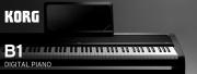 Nouveau piano numérique KORG B1