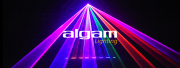 Votre show laser avec Algam Lighting