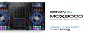 Le MCX8000 désormais compatible avec Engine Prime