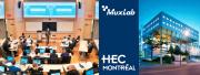 HEC Montreal fait confiance à Muxlab
