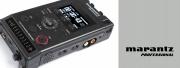 Les enregistreurs numériques Marantz Pro arrivent