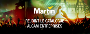 Martin by Harman au catalogue Algam Entreprises