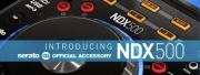 Numark annonce le nouveau lecteur NDX500