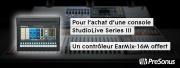 Offre PreSonus : un EarMix-16M offert