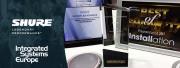 Shure triplement récompensé lors de l'ISE 2017