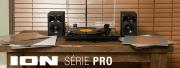 Platines vinyles ION : le grand retour !