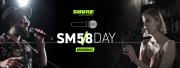 5 août : la journée du SM58 Shure !