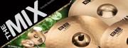 Sabian The Mix - Démo du set de cymbales BASEMENT