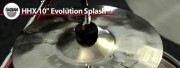 Sabian 10 HHX Evolution Splash