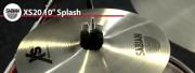Sabian 10 XS20 Splash