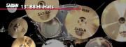 Sabian 13 B8 Hi-Hats