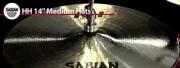 Sabian 14 HH Med Hats