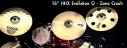 Sabian 16 HHX Evolution O-Zone