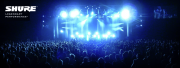 Shure monte sur scène au Festival de Jazz de Montreux