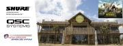 Le Zoo Parc de Beauval adopte Shure et QSC