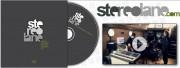 La MPC2500 pour jouer les percus sur l'EP de Stereolane