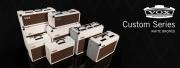 VOX AC Custom série limitée White Bronco dispo !