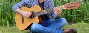 La série de guitares classiques Vibra par EKO