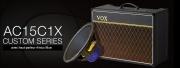 VOX : le tout nouveau AC15 Custom