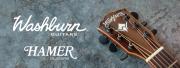 Connaissez-vous les guitares Washburn et Hamer ?