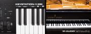 Transformez votre clavier M-Audio en Steinway