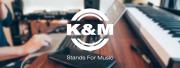 De nouveaux accessoires K&M pour votre home-studio