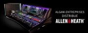 Allen & Heath au catalogue Algam Entreprises