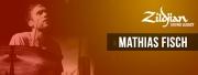 Zildjian : le superbooké Mathias Fisch