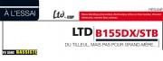LTD B155DX/STB