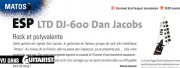 LTD DJ-600 Dan Jacobs