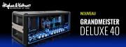 GrandMeister Deluxe 40 : Grand et Deluxe.