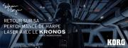 Quand le Kronos s'allie à une harpe laser