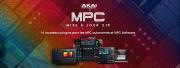 Les MPC d'Akai Pro passent à la version 2.10
