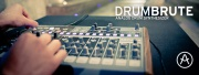 La DrumBrute d'Arturia est dispo en France !