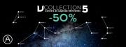 Promo : -50% sur la V Collection 5 d'Arturia !