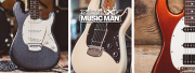 3 nouvelles couleurs pour les Cutlass Music Man !