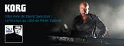 Le KRONOS au coeur de la tournée de Peter Gabriel
