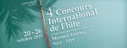 Pearl Flute et BG au concours Maxence Larrieu