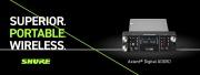 Shure ADX5D, le récepteur pour le Broadcast