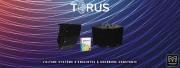 TORUS : Système audio à courbure constante
