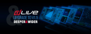 Allen & Heath : dLive Firmware V1.9