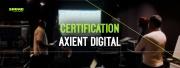 Certification Shure Axient Digital