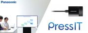 PressIT : le système de présentation sans fil